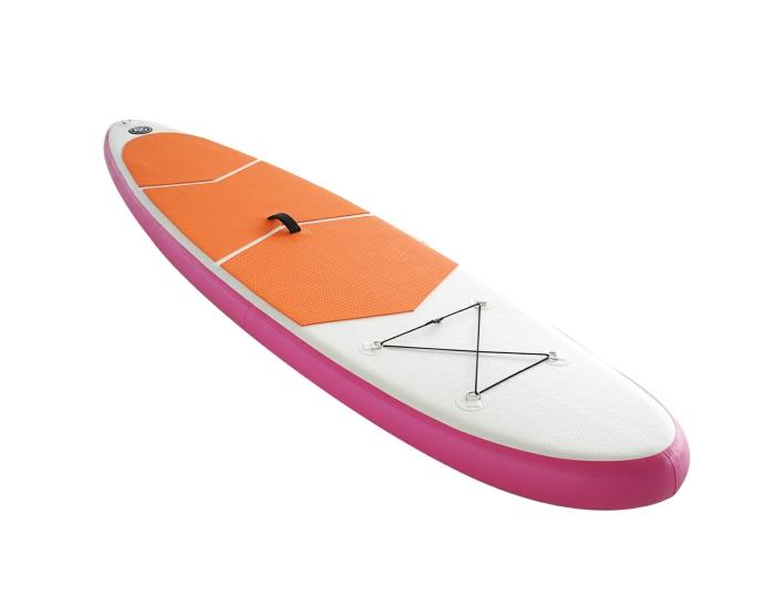 粉色冲浪板